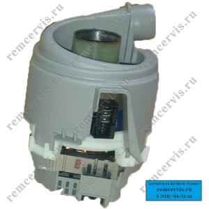 Насос рециркуляционный для ПММ с ТЭНом. Bosch-00651956