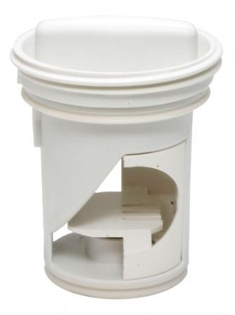 Фильтр сливного насоса стиральных машин WHIRLPOOL арт: 481248058105